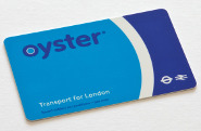Titres de transport : Oyster card